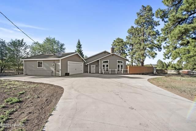 5405 Burris Lane, Flagstaff, AZ 86004 (MLS #186554) :: Keller Williams Arizona Living Realty