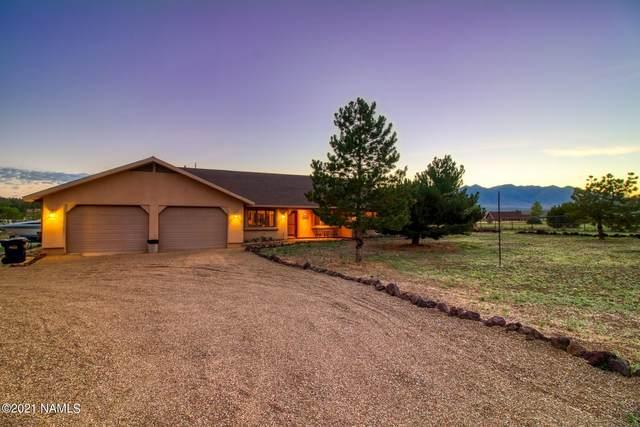 8080 April Drive, Flagstaff, AZ 86004 (MLS #186555) :: Keller Williams Arizona Living Realty