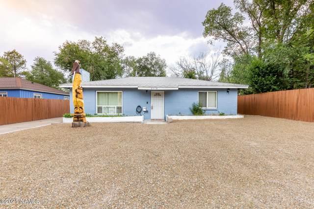 3119 Alta Vista Drive A And B, Flagstaff, AZ 86004 (MLS #186679) :: Keller Williams Arizona Living Realty