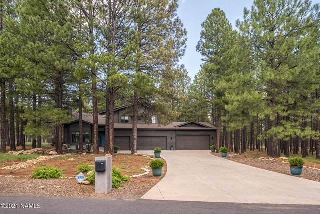 4850 Mount Pleasant Drive, Flagstaff, AZ 86004 (MLS #186709) :: Keller Williams Arizona Living Realty