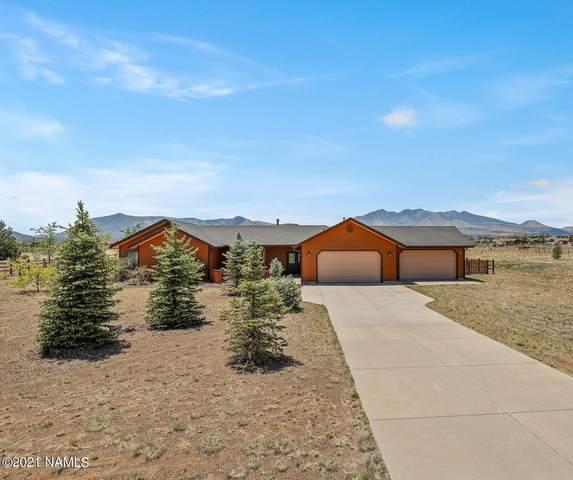 9676 Bryant Road, Flagstaff, AZ 86004 (MLS #186713) :: Keller Williams Arizona Living Realty