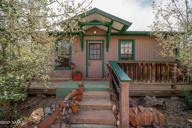 5312 Copley Road, Flagstaff, AZ 86004 (MLS #186747) :: Keller Williams Arizona Living Realty