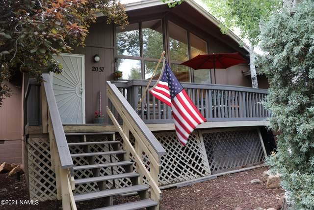 2037 Country Club Drive, Flagstaff, AZ 86004 (MLS #186749) :: Keller Williams Arizona Living Realty