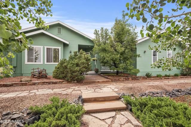 5565 Oak Ranch Road, Flagstaff, AZ 86004 (MLS #186753) :: Keller Williams Arizona Living Realty
