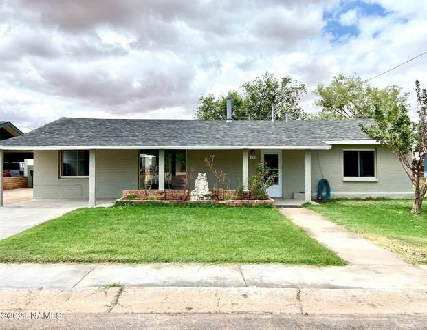 137 Navajo Drive, Winslow, AZ 86047 (MLS #186765) :: Keller Williams Arizona Living Realty