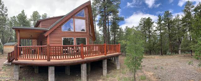 627 Woodland Lake Road #0, Lakeside, AZ 85929 (MLS #186781) :: Keller Williams Arizona Living Realty