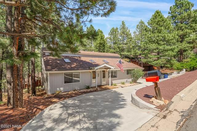 4472 Rustic Knolls Lane, Flagstaff, AZ 86004 (MLS #186812) :: Maison DeBlanc Real Estate