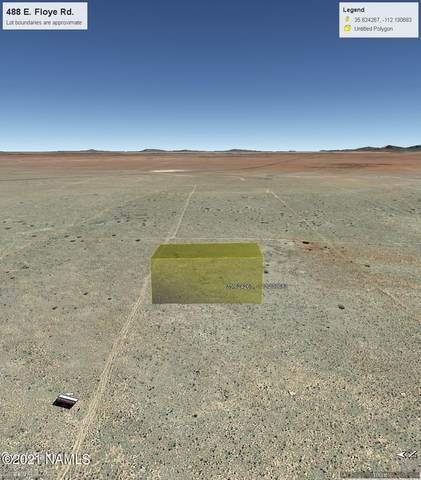 488 E Floye Road #469, Williams, AZ 86046 (MLS #186841) :: Keller Williams Arizona Living Realty