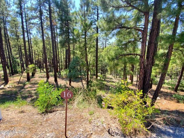1256 Timbernook Xing #16, Williams, AZ 86046 (MLS #186880) :: Keller Williams Arizona Living Realty