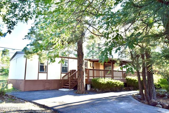 17275 Zia Place, Munds Park, AZ 86017 (MLS #186885) :: Keller Williams Arizona Living Realty