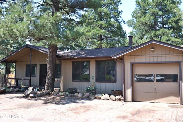 2721 Chaco Trail, Flagstaff, AZ 86005 (MLS #186891) :: Keller Williams Arizona Living Realty