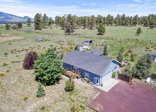 8655 Laramie Road, Flagstaff, AZ 86004 (MLS #186895) :: Maison DeBlanc Real Estate