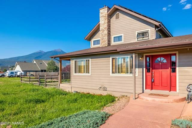 6860 Bader Road, Flagstaff, AZ 86001 (MLS #186896) :: Maison DeBlanc Real Estate