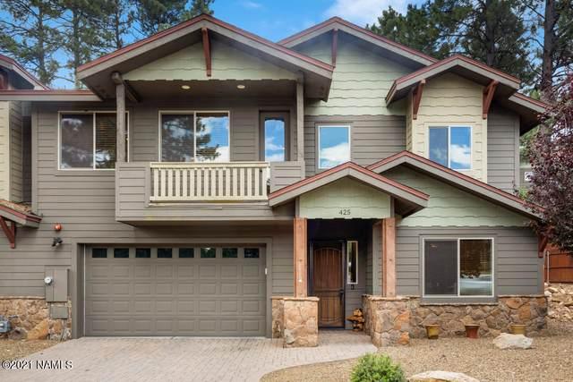 425 Woodland Drive, Flagstaff, AZ 86001 (MLS #186901) :: Maison DeBlanc Real Estate