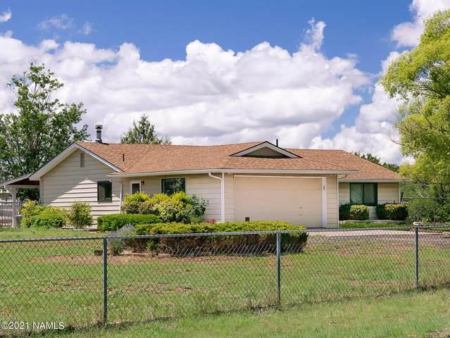 10018 Chestnut Road, Flagstaff, AZ 86004 (MLS #186902) :: Maison DeBlanc Real Estate
