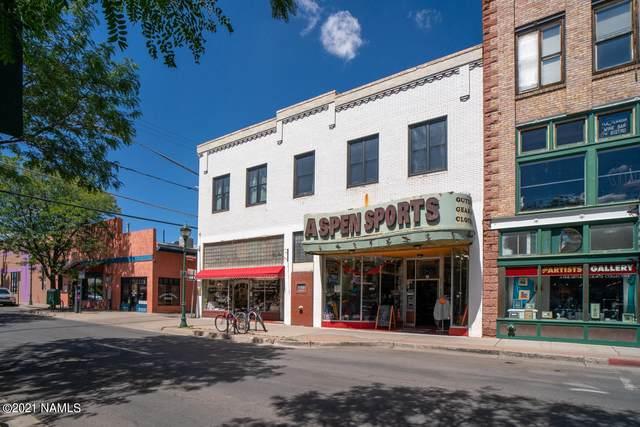 15 N San Francisco Street, Flagstaff, AZ 86001 (MLS #186934) :: Keller Williams Arizona Living Realty
