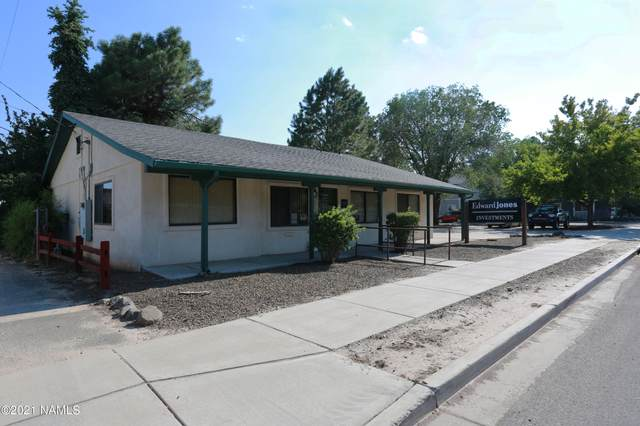 2405 N Rose Street, Flagstaff, AZ 86004 (MLS #186954) :: Maison DeBlanc Real Estate