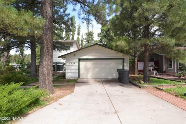 3714 Foxtail Drive, Flagstaff, AZ 86004 (MLS #187114) :: Keller Williams Arizona Living Realty