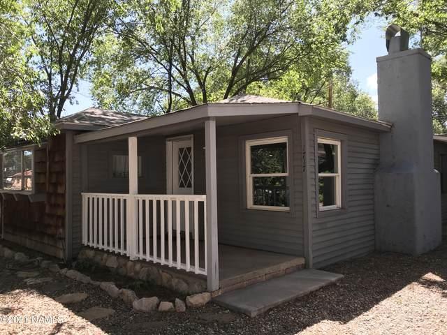 1717 East Street, Flagstaff, AZ 86004 (MLS #187182) :: Maison DeBlanc Real Estate