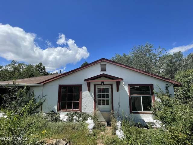 2113 Center Street, Flagstaff, AZ 86004 (MLS #187244) :: Maison DeBlanc Real Estate