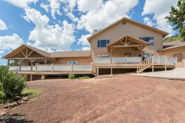 1589 Spring Valley Road, Williams, AZ 86046 (MLS #187267) :: Flagstaff Real Estate Professionals