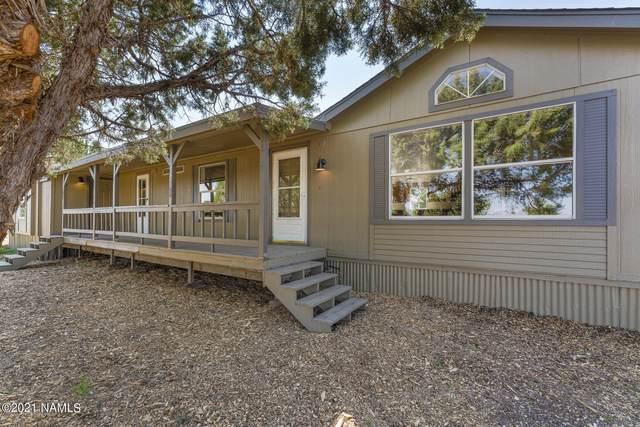 6080 Pinon Road, Flagstaff, AZ 86004 (MLS #187335) :: Keller Williams Arizona Living Realty