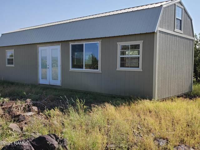 43 Grand Vista Lane, Williams, AZ 86046 (MLS #187408) :: Flagstaff Real Estate Professionals