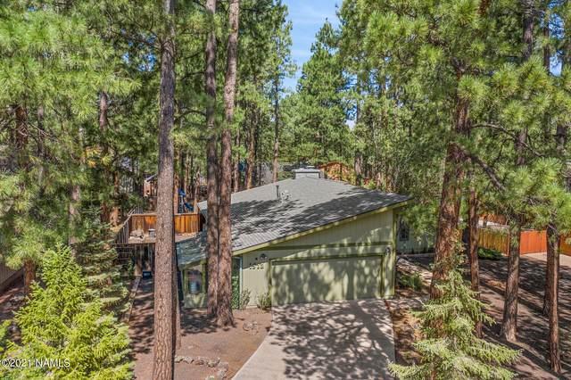 1512 University Heights Drive N, Flagstaff, AZ 86005 (MLS #187419) :: Maison DeBlanc Real Estate