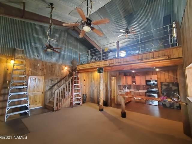 2501 Painted Desert Drive, Winslow, AZ 86047 (MLS #187427) :: Flagstaff Real Estate Professionals