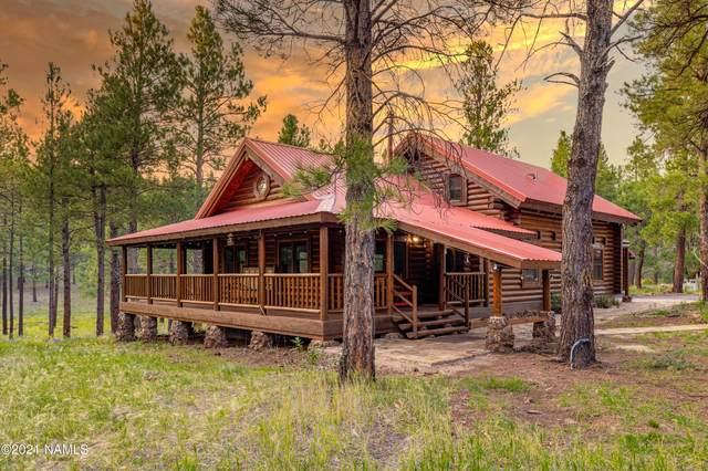 12620 E & 12682 Lillie J Ranch Road, Parks, AZ 86018 (MLS #187437) :: Keller Williams Arizona Living Realty