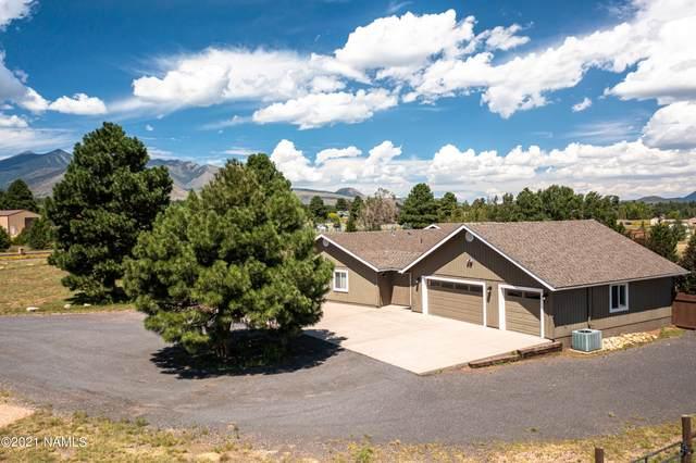 8305 Remington Drive, Flagstaff, AZ 86004 (MLS #187469) :: Keller Williams Arizona Living Realty