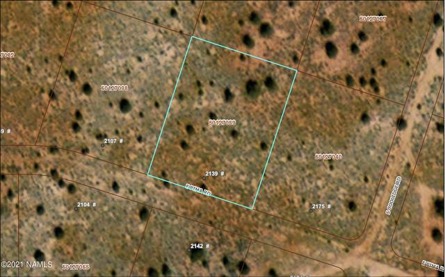 2139 E Pima Road #383, Williams, AZ 86046 (MLS #187479) :: Keller Williams Arizona Living Realty