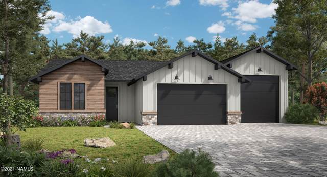 498 Highland Meadows Drive, Williams, AZ 86046 (MLS #187498) :: Keller Williams Arizona Living Realty