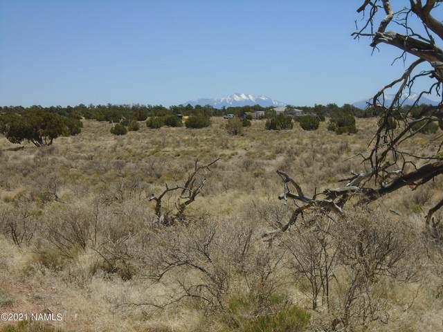 4615 N Alta Villa Road Lot C, Williams, AZ 86046 (MLS #187522) :: Keller Williams Arizona Living Realty