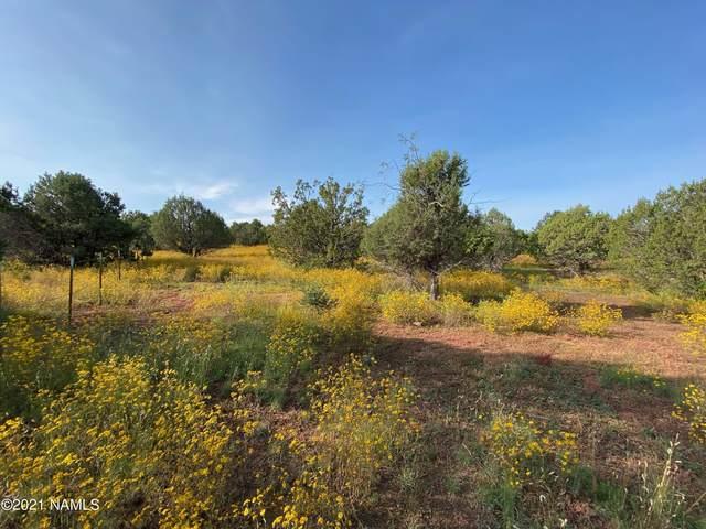 1542 W Coyote Lane #54, Williams, AZ 86046 (MLS #187529) :: Keller Williams Arizona Living Realty