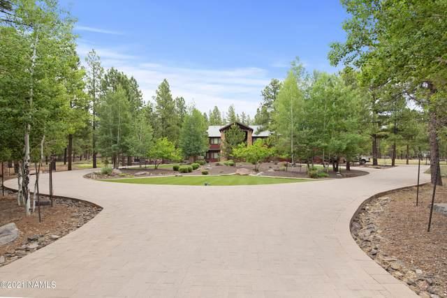 3370 Mahogany Run, Flagstaff, AZ 86001 (MLS #187530) :: Keller Williams Arizona Living Realty