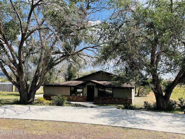 5349 Parson Ranch Road, Flagstaff, AZ 86004 (MLS #187536) :: Flagstaff Real Estate Professionals