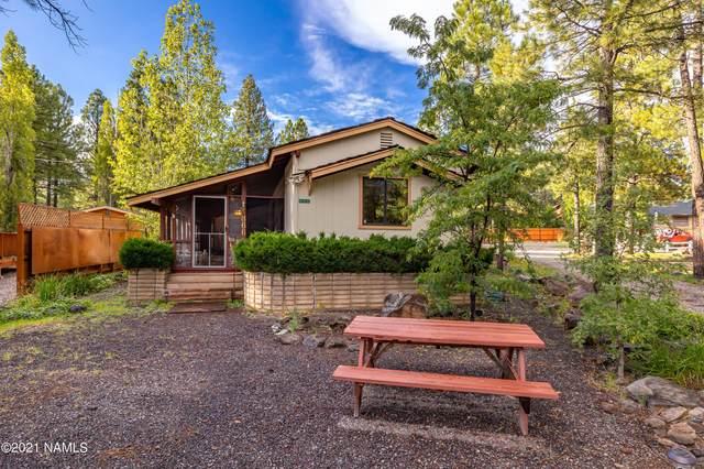 866 Hillside Drive, Munds Park, AZ 86017 (MLS #187562) :: Flagstaff Real Estate Professionals
