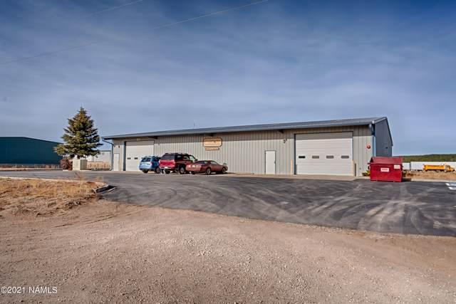13700 W Volunteer Drive, Bellemont, AZ 86015 (MLS #187565) :: Keller Williams Arizona Living Realty