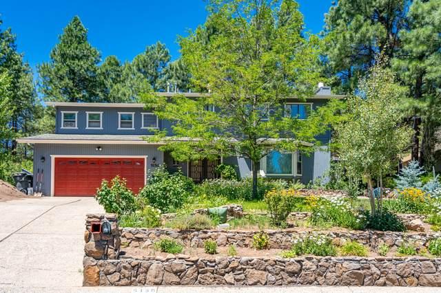 5156 Hickory Drive, Flagstaff, AZ 86004 (MLS #187586) :: Flagstaff Real Estate Professionals