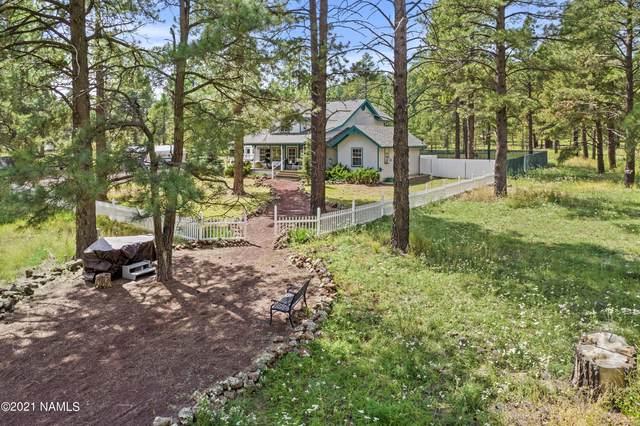 4751 Forest Service 3040 Road, Williams, AZ 86046 (MLS #187590) :: Flagstaff Real Estate Professionals