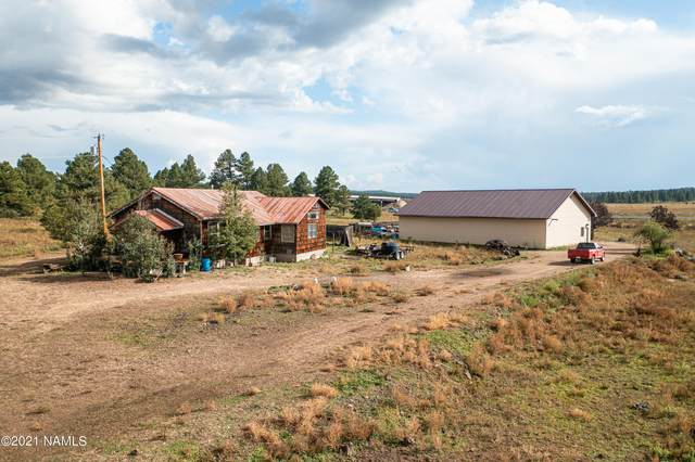 8311 Old Rte 66, Williams, AZ 86046 (MLS #187602) :: Flagstaff Real Estate Professionals