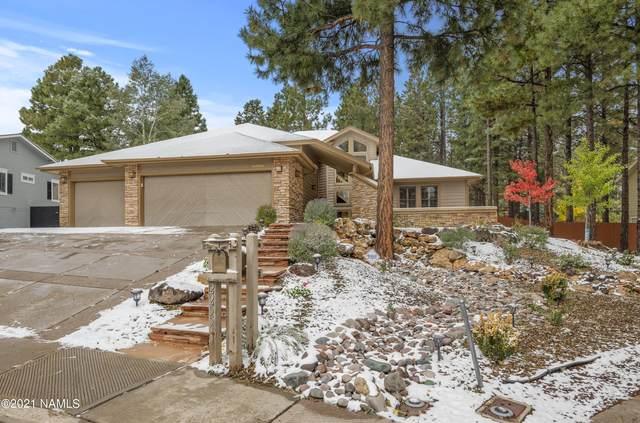 2255 Bristlecone Drive, Flagstaff, AZ 86004 (MLS #187676) :: Keller Williams Arizona Living Realty