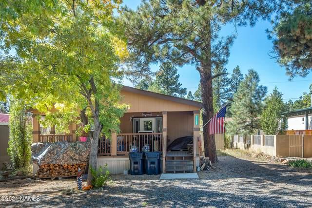 17250 Big Sky Drive, Munds Park, AZ 86017 (MLS #187701) :: Keller Williams Arizona Living Realty
