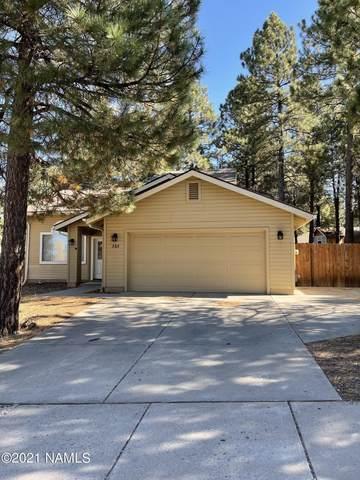 365 Cattle Drive Trail, Flagstaff, AZ 86001 (MLS #187721) :: Flagstaff Real Estate Professionals