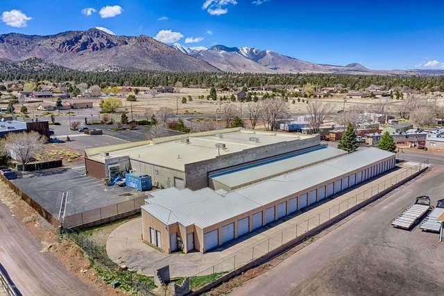5328 E Burris Lane, Flagstaff, AZ 86004 (MLS #187724) :: Keller Williams Arizona Living Realty