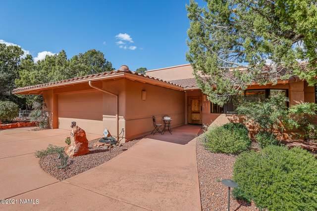 190 Alexandria Road, Sedona, AZ 86336 (MLS #187728) :: Keller Williams Arizona Living Realty