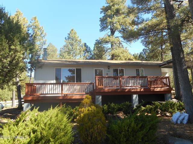 1070 Pinewood Boulevard, Munds Park, AZ 86017 (MLS #187741) :: Flagstaff Real Estate Professionals