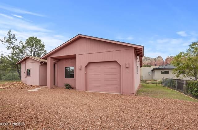 115 Grasshopper Lane, Sedona, AZ 86336 (MLS #187746) :: Maison DeBlanc Real Estate