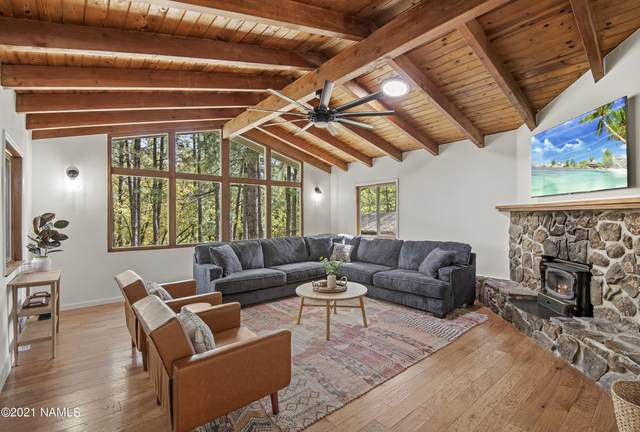 3814 Paradise Road, Flagstaff, AZ 86004 (MLS #187765) :: Keller Williams Arizona Living Realty